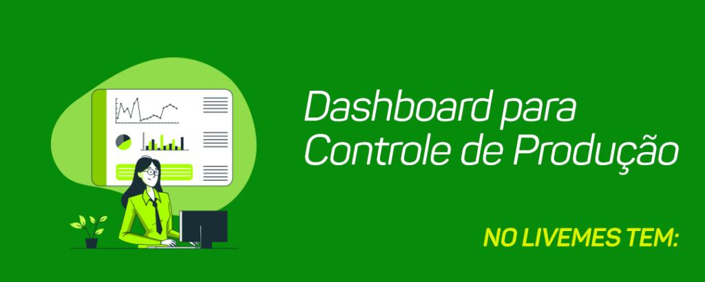 Dashboard para Controle de Produção